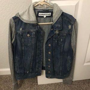 Express jean jacket